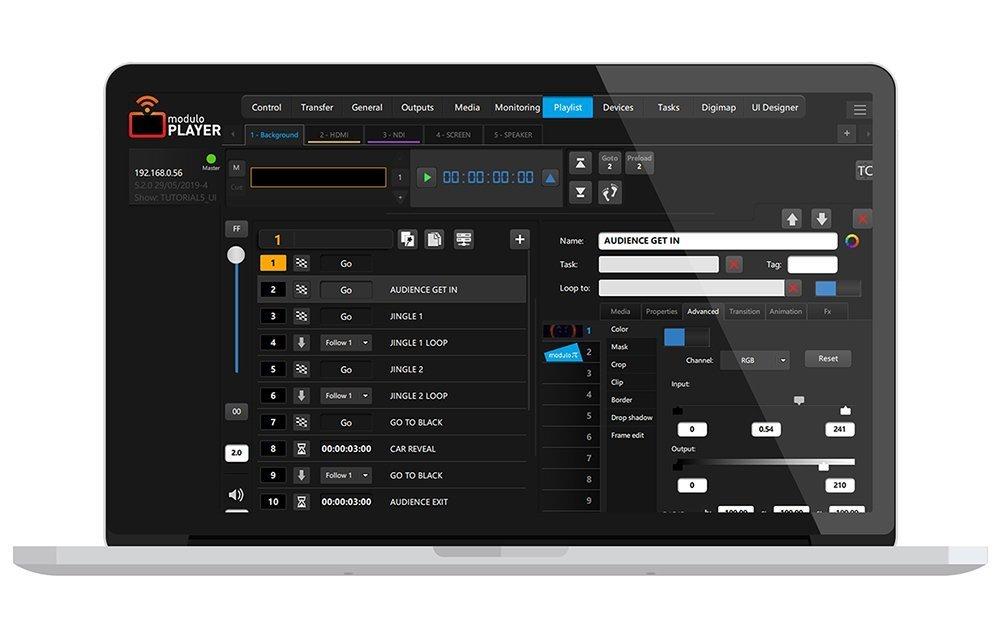 ModuloPlayer-Overview