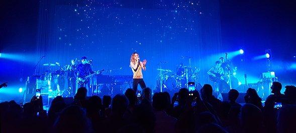 Vanessa Paradis 2019 tour
