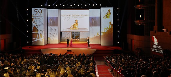 59th Monte Carlo Television Film Festival with Modulo Kinetic