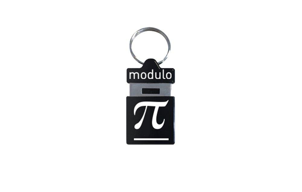 Modulo Pi Key