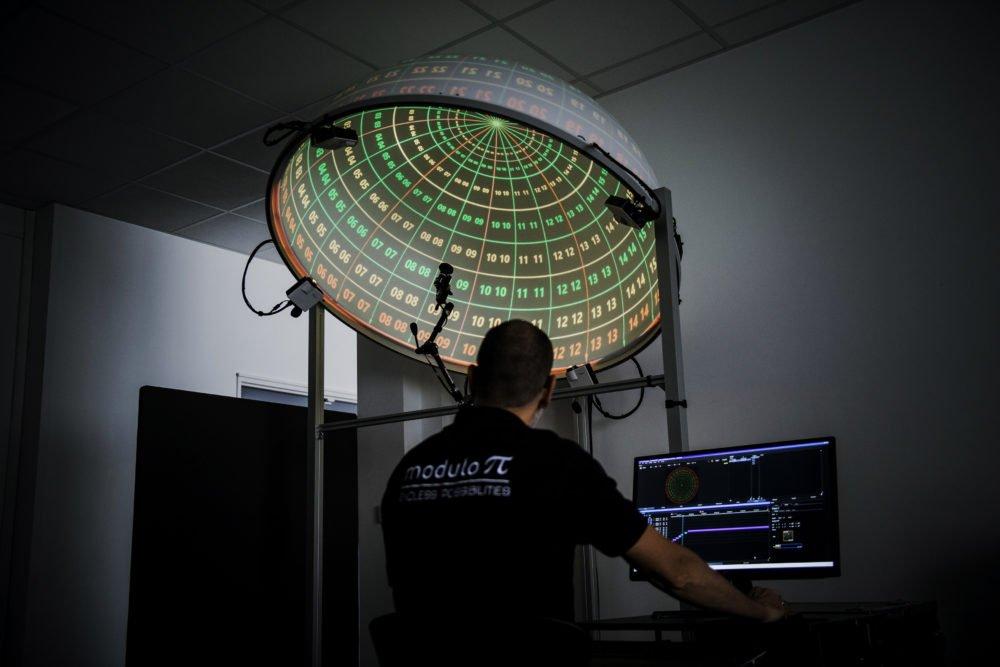 multi-projector auto-calibration
