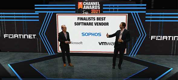 Channel Awards virtual event
