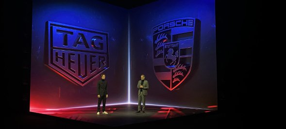 TAG Heuer virtual event