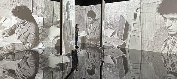 Giacometti retrospective